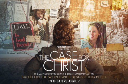 Case for Christ.poster